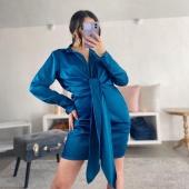 Questo invece da indossare DOPO che avete conquistato crush😂💣  🔍Vestito camicia -ottanio 22€  🚛Spedizione solo 3,50€