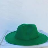 NEW ENTRY 💚  🔍Cappello Panama -verde 12€ REGOLABILE